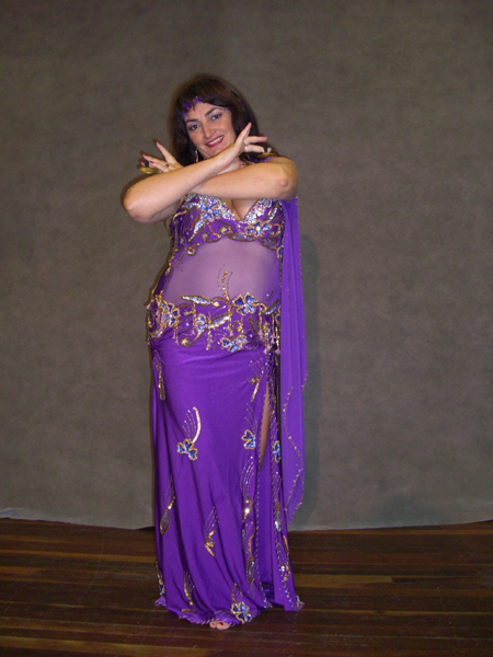 Traditional Egypt Belly Dance